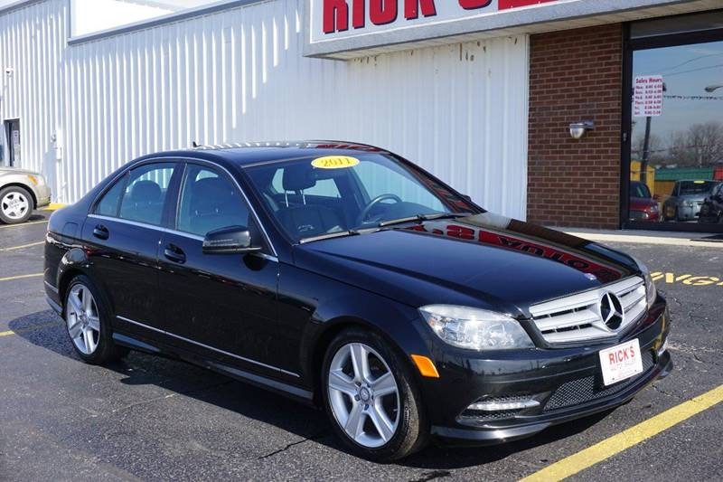 2011 Mercedes-Benz C-Class AWD C 300 Sport 4MATIC 4dr Sedan - Kenton OH