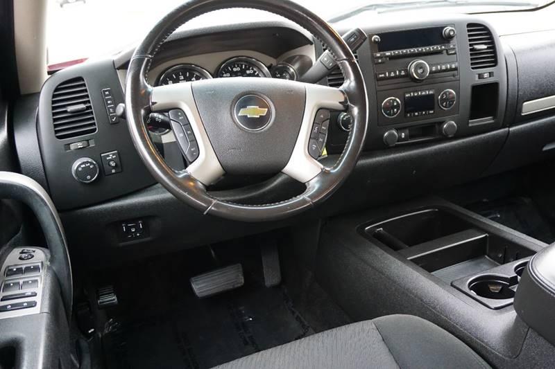 2013 Chevrolet Silverado 1500 4x4 LT 4dr Crew Cab 5.8 ft. SB - Kenton OH