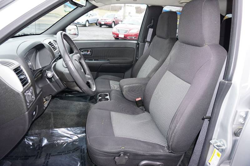2011 Chevrolet Colorado 4x4 LT 4dr Crew Cab w/1LT - Kenton OH