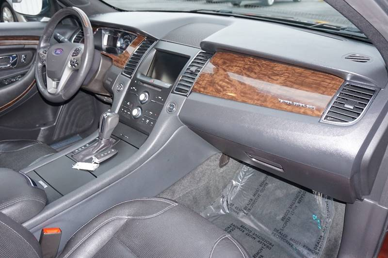 2015 Ford Taurus Limited 4dr Sedan - Kenton OH
