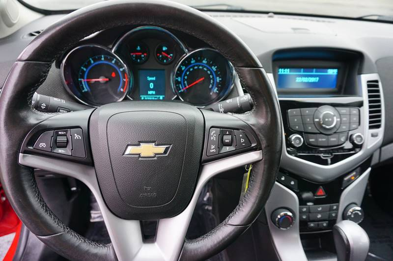 2012 Chevrolet Cruze LT 4dr Sedan w/1LT - Kenton OH