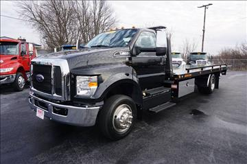 2017 Ford F-650