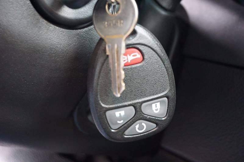 2008 Chevrolet Silverado 2500HD 4WD LTZ 4dr Crew Cab SB - Kenton OH