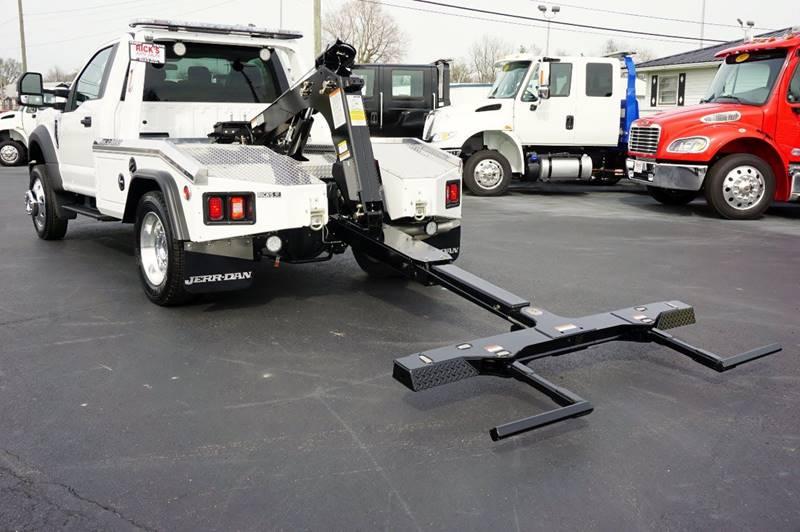 2017 Ford F450 XLT 4x4 Wrecker Self Loader - Kenton OH