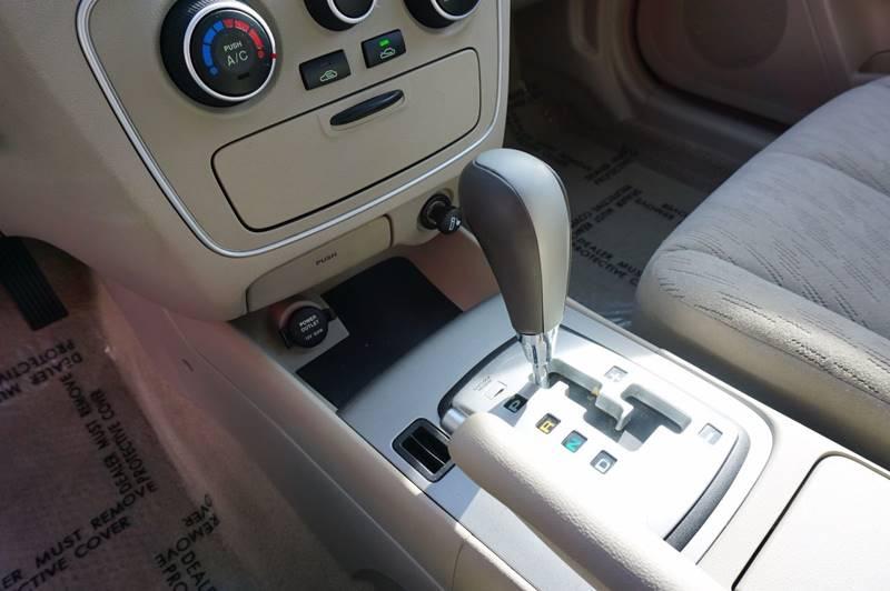 2006 Hyundai Sonata GL 4dr Sedan - Kenton OH
