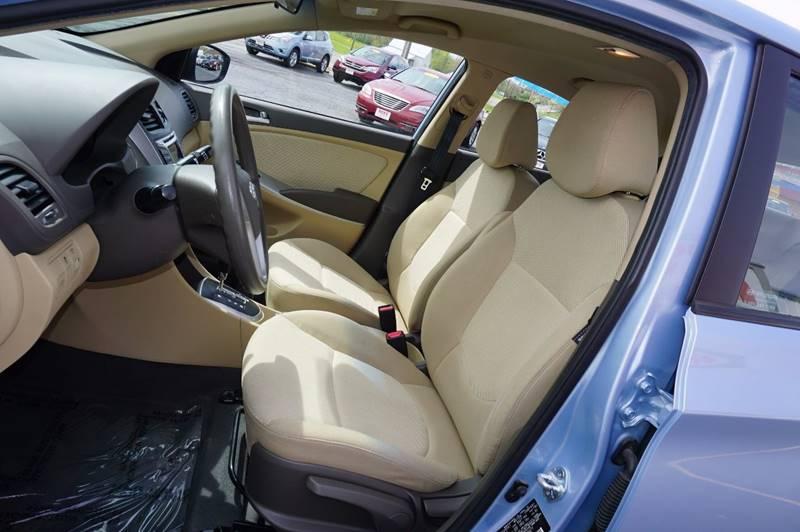 2013 Hyundai Accent GLS 4dr Sedan - Kenton OH