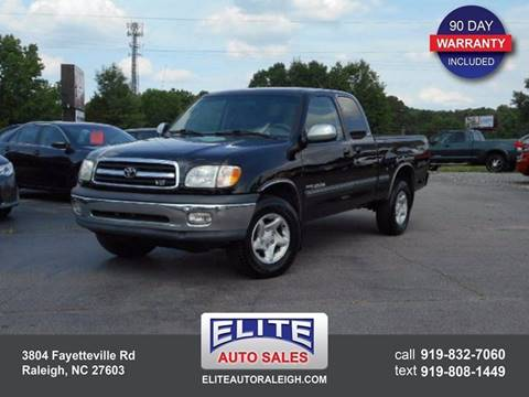 2001 Toyota Tundra for sale in Raleigh, NC