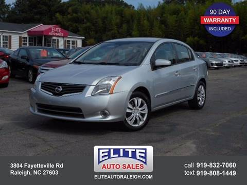 2012 Nissan Sentra for sale in Raleigh, NC
