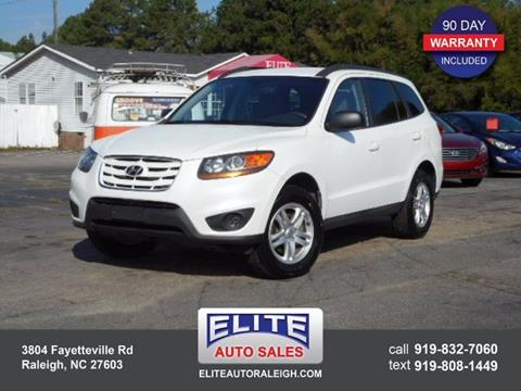 2010 Hyundai Santa Fe for sale in Raleigh, NC