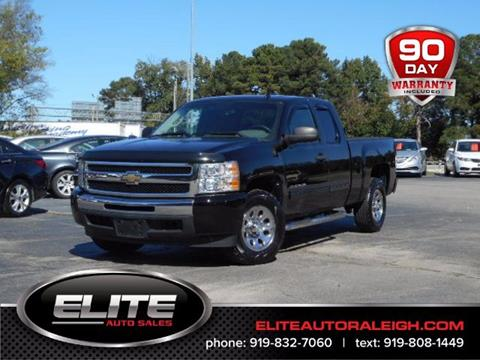 2010 Chevrolet Silverado 1500 for sale in Raleigh, NC