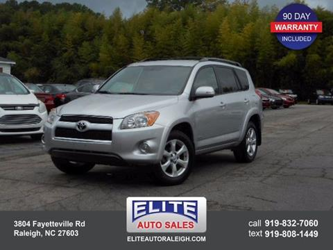 2009 Toyota RAV4 for sale in Raleigh, NC