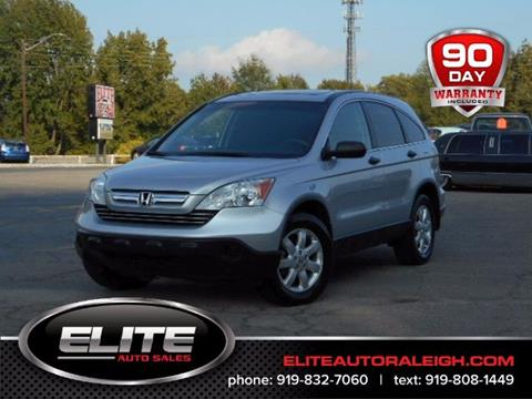 2009 Honda CR-V for sale in Raleigh, NC
