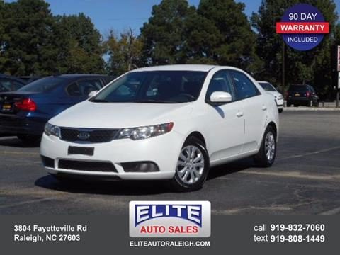 2011 Kia Forte for sale in Raleigh, NC