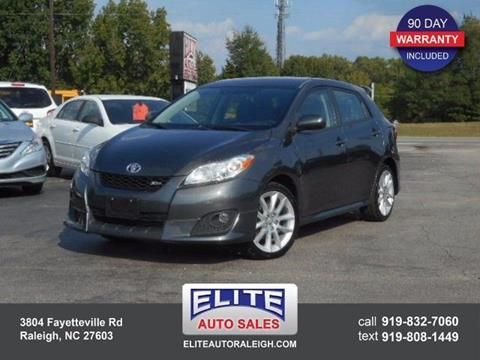 2010 Toyota Matrix for sale in Raleigh, NC