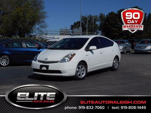 2008 Toyota Prius for sale in Raleigh, NC