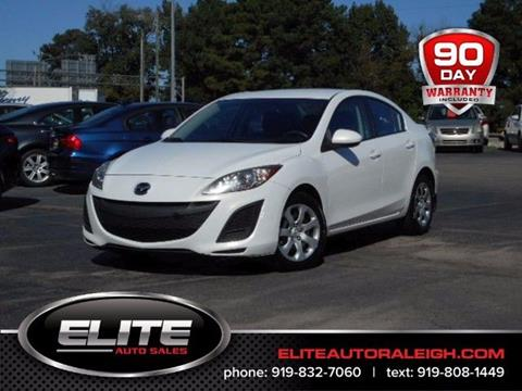 2010 Mazda MAZDA3 for sale in Raleigh, NC