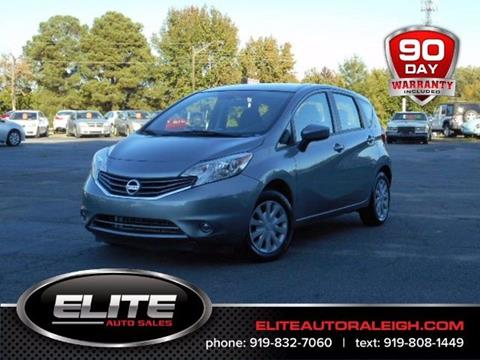 2015 Nissan Versa Note for sale in Raleigh, NC