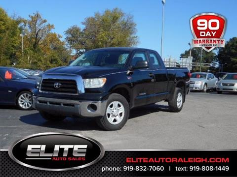 2008 Toyota Tundra for sale in Raleigh, NC