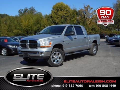 2006 Dodge Ram Pickup 1500 for sale in Raleigh, NC