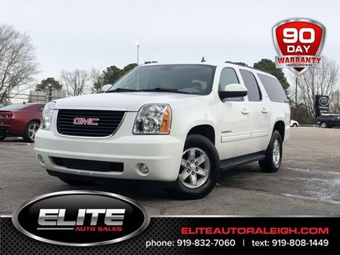 2012 GMC Yukon XL for sale in Raleigh, NC