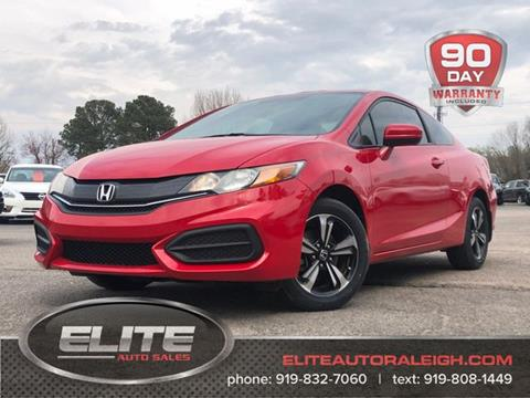 2015 Honda Civic for sale in Raleigh, NC