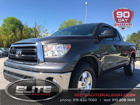 2012 Toyota Tundra for sale in Raleigh, NC