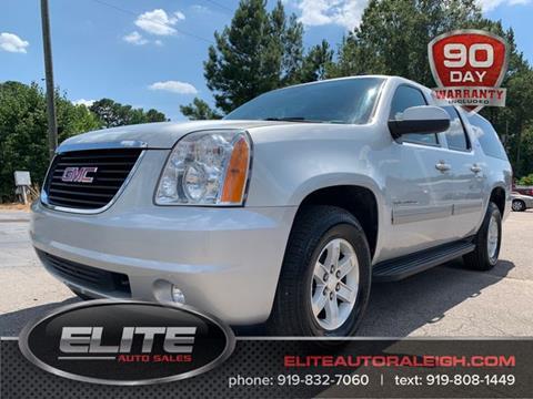 2014 GMC Yukon XL for sale in Raleigh, NC