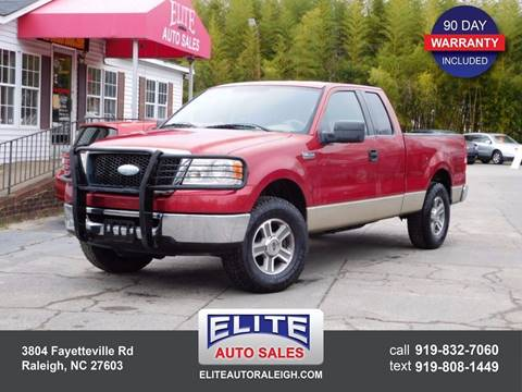 2007 Ford F-150 for sale in Raleigh, NC