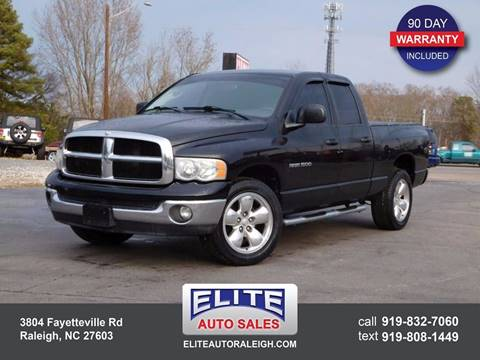 2005 Dodge Ram Pickup 1500 for sale in Raleigh, NC