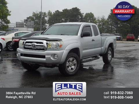 2005 Toyota Tacoma for sale in Raleigh, NC
