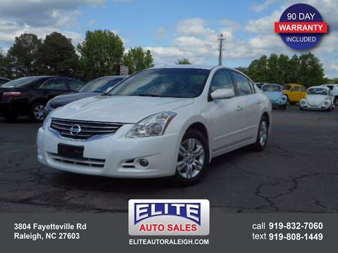 2012 Nissan Altima for sale in Raleigh, NC