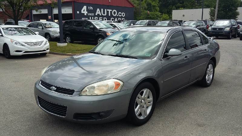 2006 Chevrolet Impala LT photo