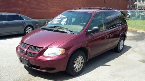 2002 Dodge Caravan for sale in Louisville, KY
