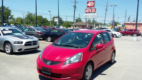 2013 Honda Fit for sale in Louisville, KY