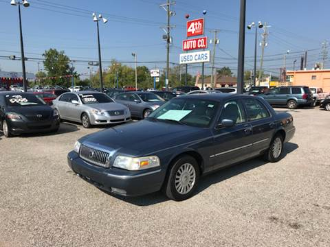 2007 Mercury Grand Marquis for sale in Louisville, KY