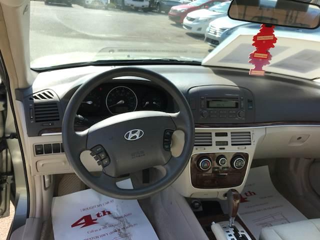 2008 Hyundai Sonata GLS photo