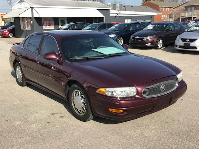 The 2003 Buick LeSabre Custom photos