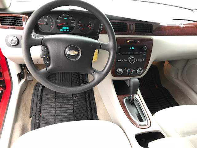2007 Chevrolet Impala LS photo