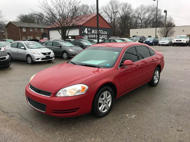 2007 Chevrolet Impala LS photo