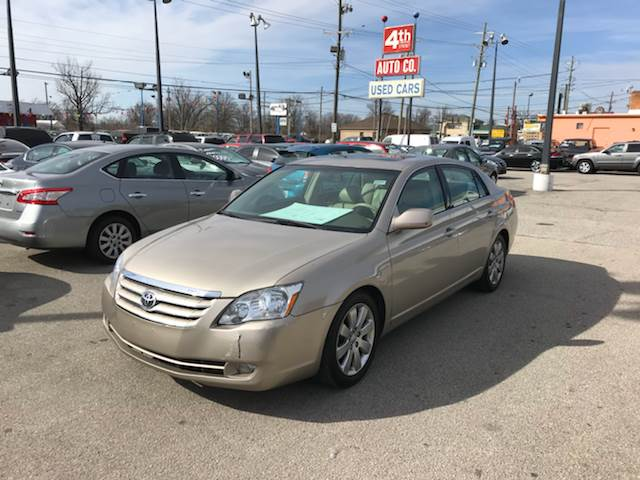 2007 Toyota Avalon XL photo