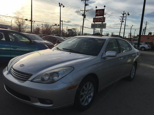 2002 Lexus ES 300 photo
