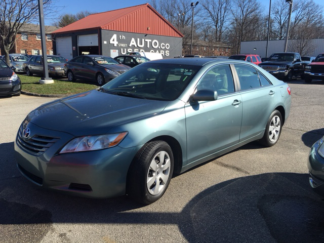 Used Cars Louisville Ky >> 2009 Toyota Camry Le 4dr Sedan 5a In Louisville Ky 4th Street Auto