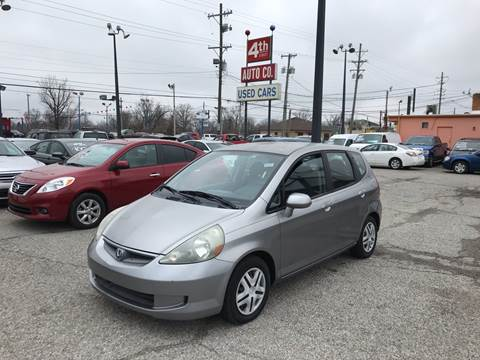 2007 Honda Fit for sale in Louisville, KY