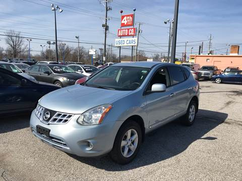 2013 Nissan Rogue for sale at 4th Street Auto in Louisville KY