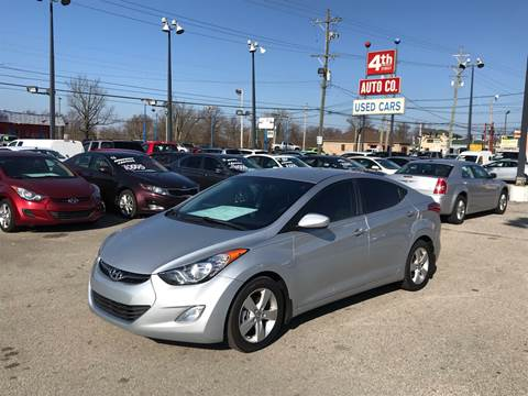 2013 Hyundai Elantra Touring for sale in Louisville, KY