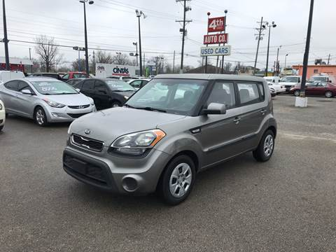 2013 Kia Soul for sale at 4th Street Auto in Louisville KY