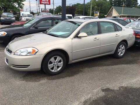 2008 Chevrolet Impala for sale in Louisville, KY
