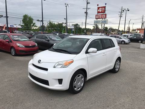 2012 Scion xD for sale at 4th Street Auto in Louisville KY