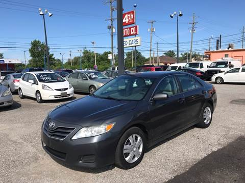 2010 Toyota Camry for sale in Louisville, KY