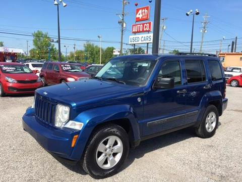 2009 Jeep Liberty for sale at 4th Street Auto in Louisville KY